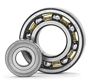 Automotive bearings and electrical