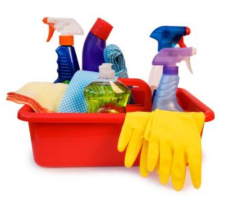 Cleaning janitorial and stationary