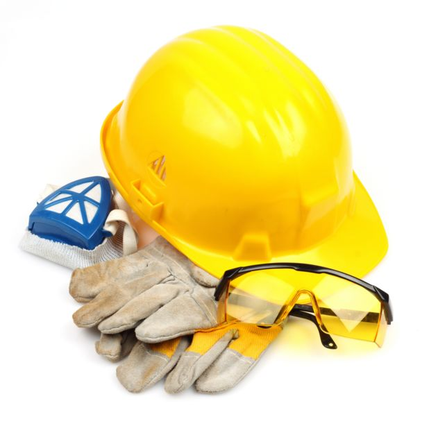 Safety PPE and environmental protection