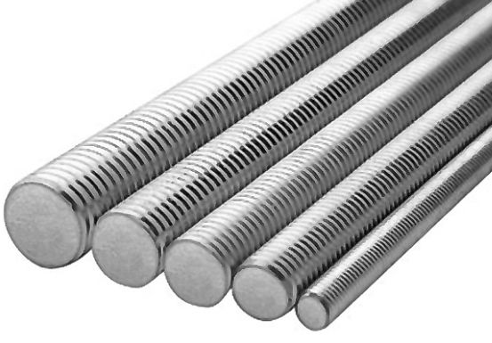 Allthread rod and studs