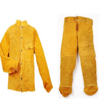 Welding gear and clothing