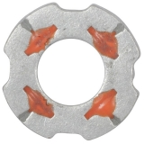 Structural squirter washers